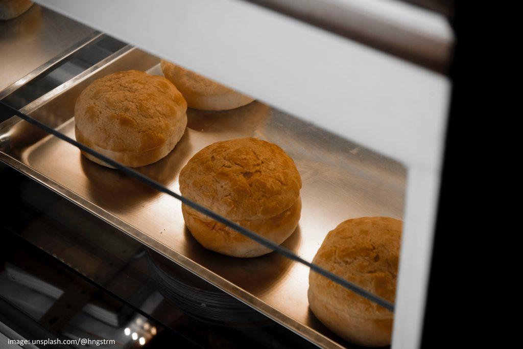 Tips Memanggang Roti dan Kue