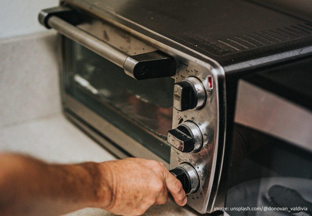 Tips Menggunakan Oven Listrik