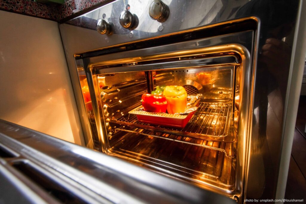 Mengenal Jenis Oven-Gas