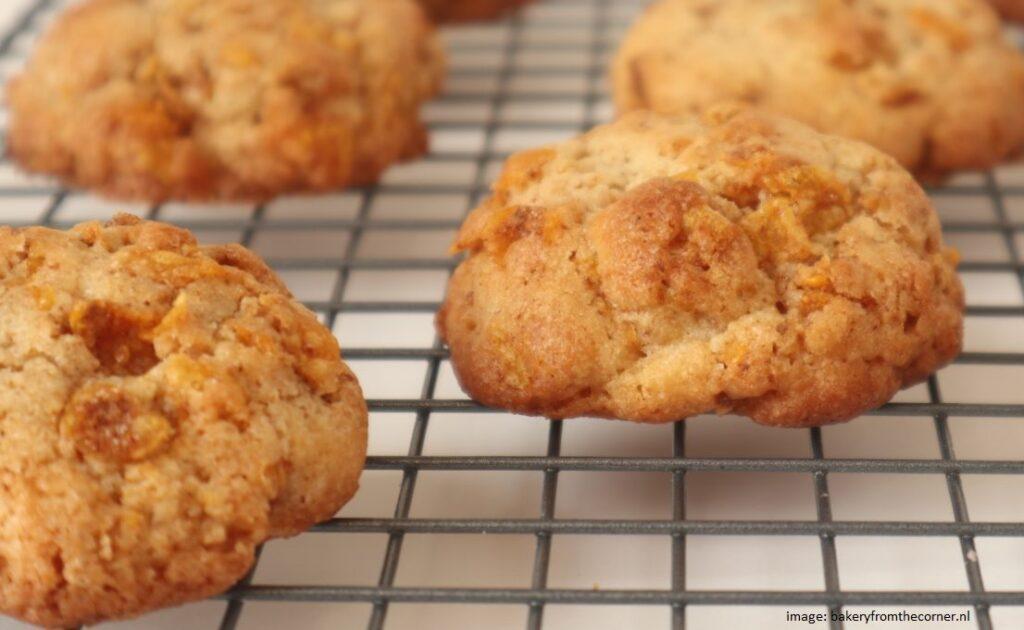 Resep Cornflakes Cookies