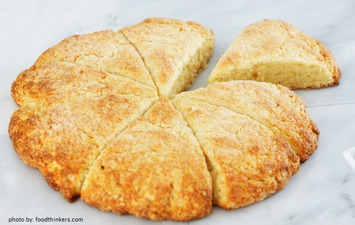 Resep Oat Bannock Roti Khas Inggris