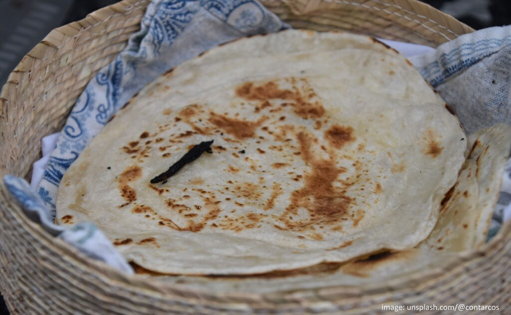 Resep Roti Canai