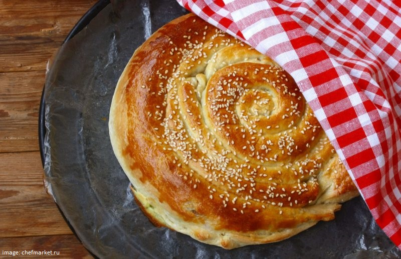 Resep Banitsa Roti Keju Tradisioanal Bulgaria