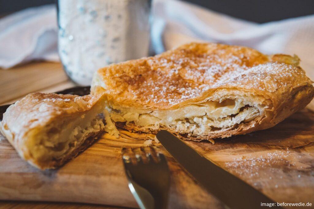 Resep Bougatsa Pastry Renyah dari Yunani