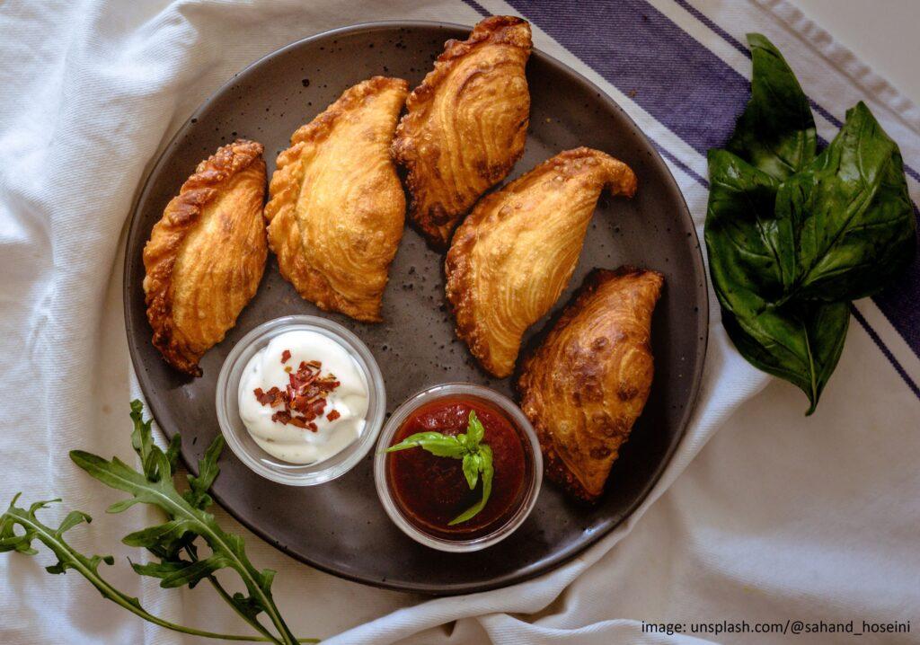 Resep Karipap Ayam Renyah Curry Puff Pastry
