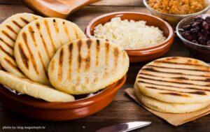 Resep Roti Arepa Khas Kolombia