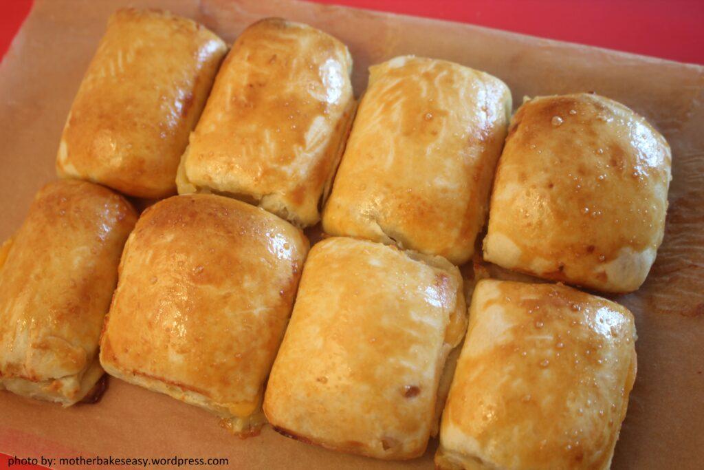 Resep Roti Bolen Pisang Original