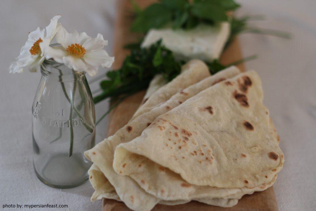 Resep Roti Lavash Khas Armenia Flatbread