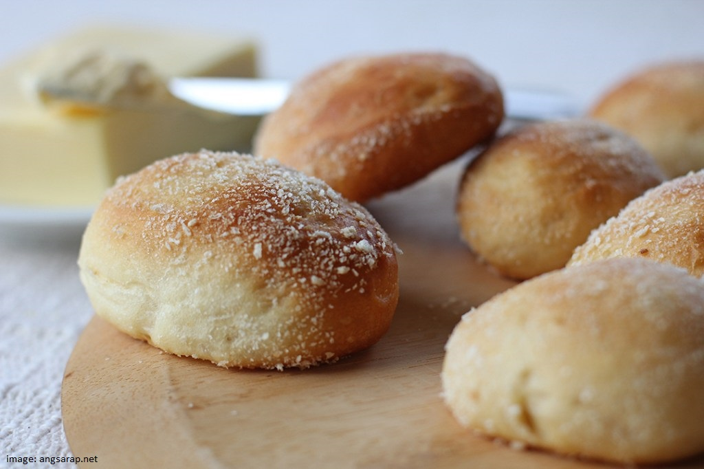 Resep Roti Pandesal Khas Filipina
