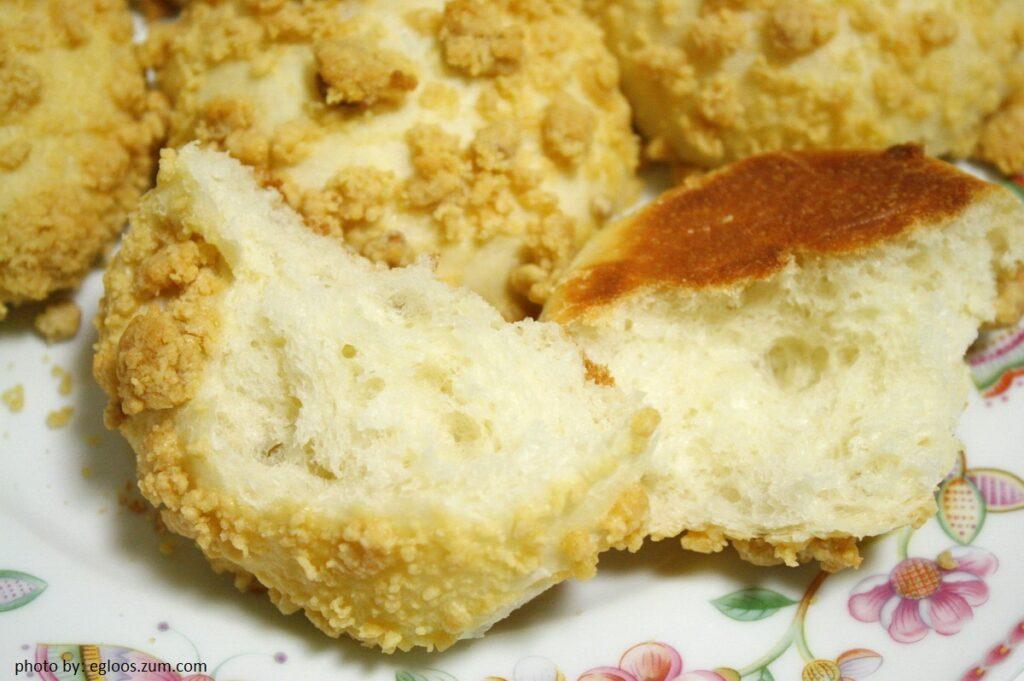 Resep Soboro-ppang Roti Manis Korea