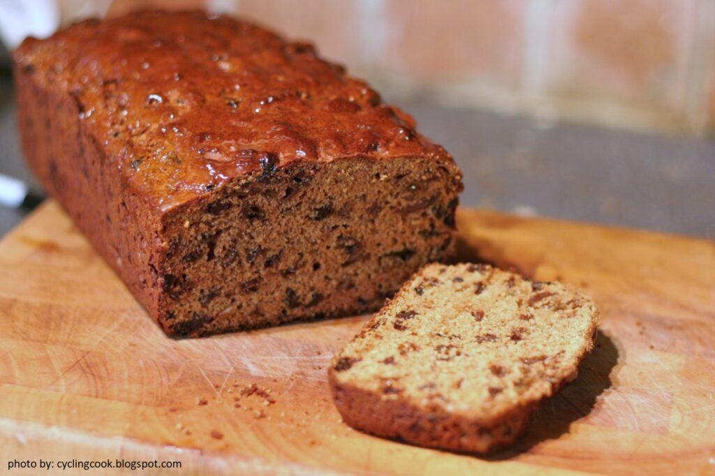 Resep Welsh Bara Brith - Roti Kismis Inggris